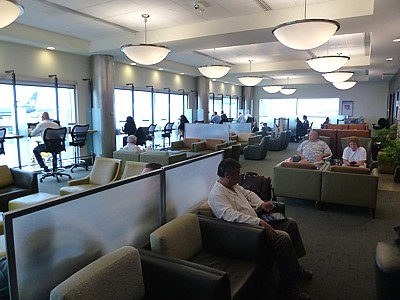 Alaska Airlines Reviews Board Room First Class Lounges