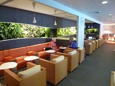 Skyteam Lounge Amsterdam Lounge / Skyteam Lounge