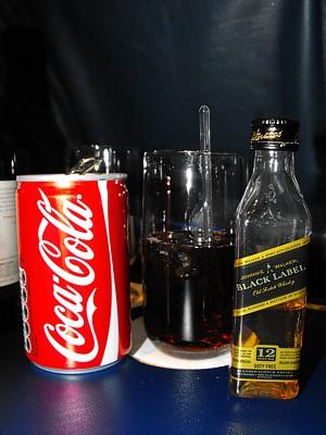British Airways Inflight drinks | Drinks served on board