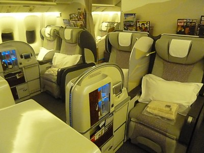 Emirates First Class Food First Class Emirates Boeing