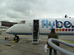 Flybe frequent flyer