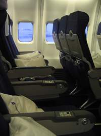Icelandair Seating