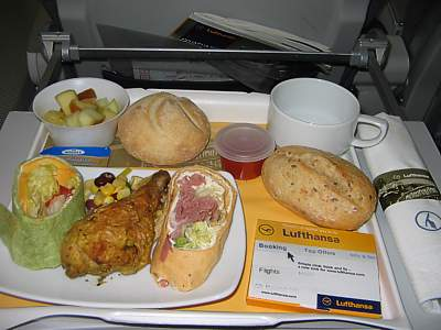 Related Keywords & Suggestions for lufthansa airlines food