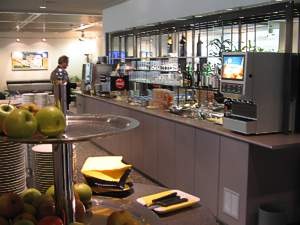 Cologne Senator lounge Jan 2005
