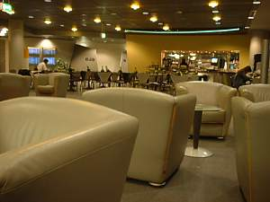 Frankfurt Business lounge Pier A Sept 2003