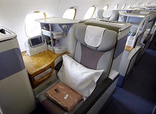 Emirates - Reviews - Fleet, Aircraft, Seats & Cabin ...