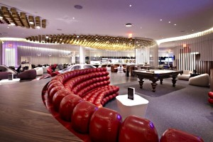 New York Virgin Atlantic Clubhouse