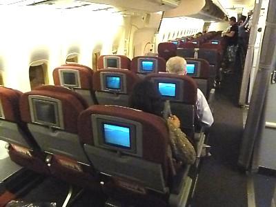 Ba Boeing 747 Jet Seating Plan British Airways B747 400