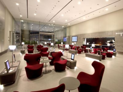 Qatar airways reviews first business class lounges reviews opinions with pictures - Qatar airways paris office ...