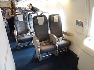Air New Zealand 777-200 seat map - Air New Zealand Boeing ...