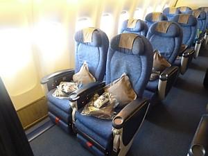 British Airways World Traveller Plus Seat Reviews