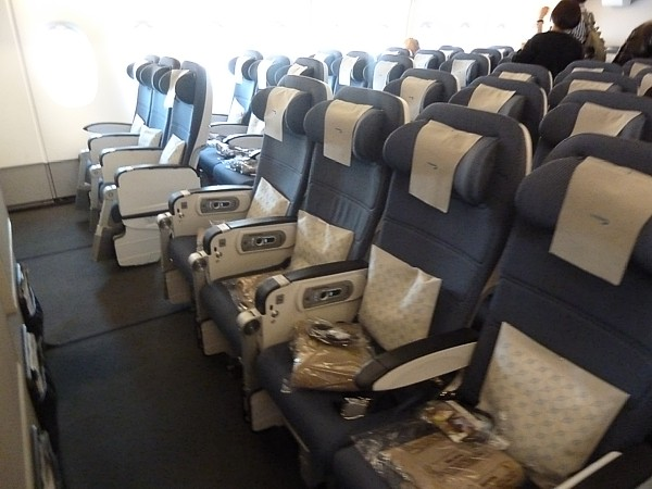 British Airways A380 seat map & seat pictures - BA A388 ...