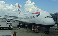 airbus a380 british airways economy