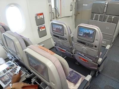 Emirates A380 Seating Plan Amp Seat Pictures Ek A388