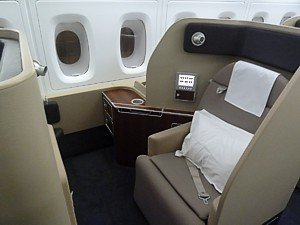 Qantas A380 seat map - Qantas Airbus A380 seat pictures & floor plan on