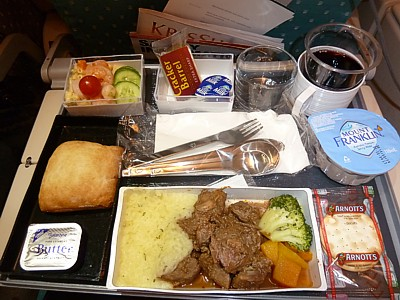 Singapore Airlines Reviews Inflight Food Airline