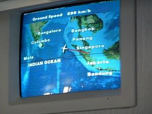 SriLankan Airlines Reviews - In flight Entertainment - Seatback TV
