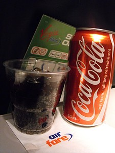 Virgin Australia Reviews Inflight Drinks Amp Onboard Bar