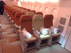 Singapore Airlines - Reviews - Fleet, Aircraft, Seats & Cabin ...